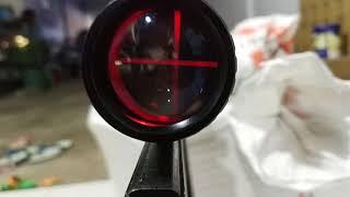 Jual Telescope bushnell 3-9X40RGB