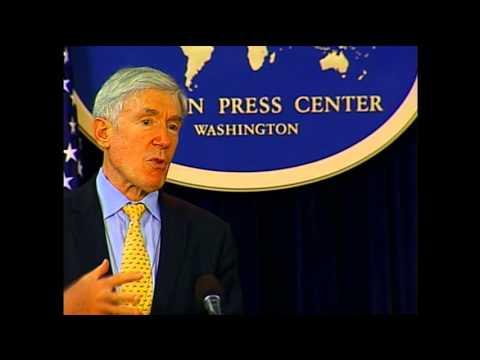 Under Secretary Hormats Delivers Remarks on U.S. Trade and Economic Delegation to Burma