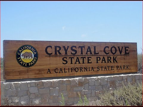 Visiting Crystal Cove State Park, State Park in California, United States