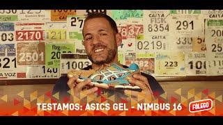 Testamos: Asics Gel - Nimbus 16