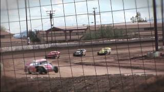 DIRT TRACK RACING - Imperial Valley Raceway
