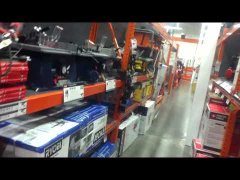 Tooling Up: Home Depot