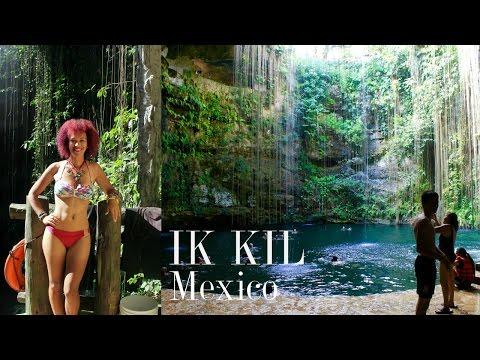 🇲🇽 Tried & Tested: Cenote Ik Kil - Mexico | DIY Travel 🇲🇽