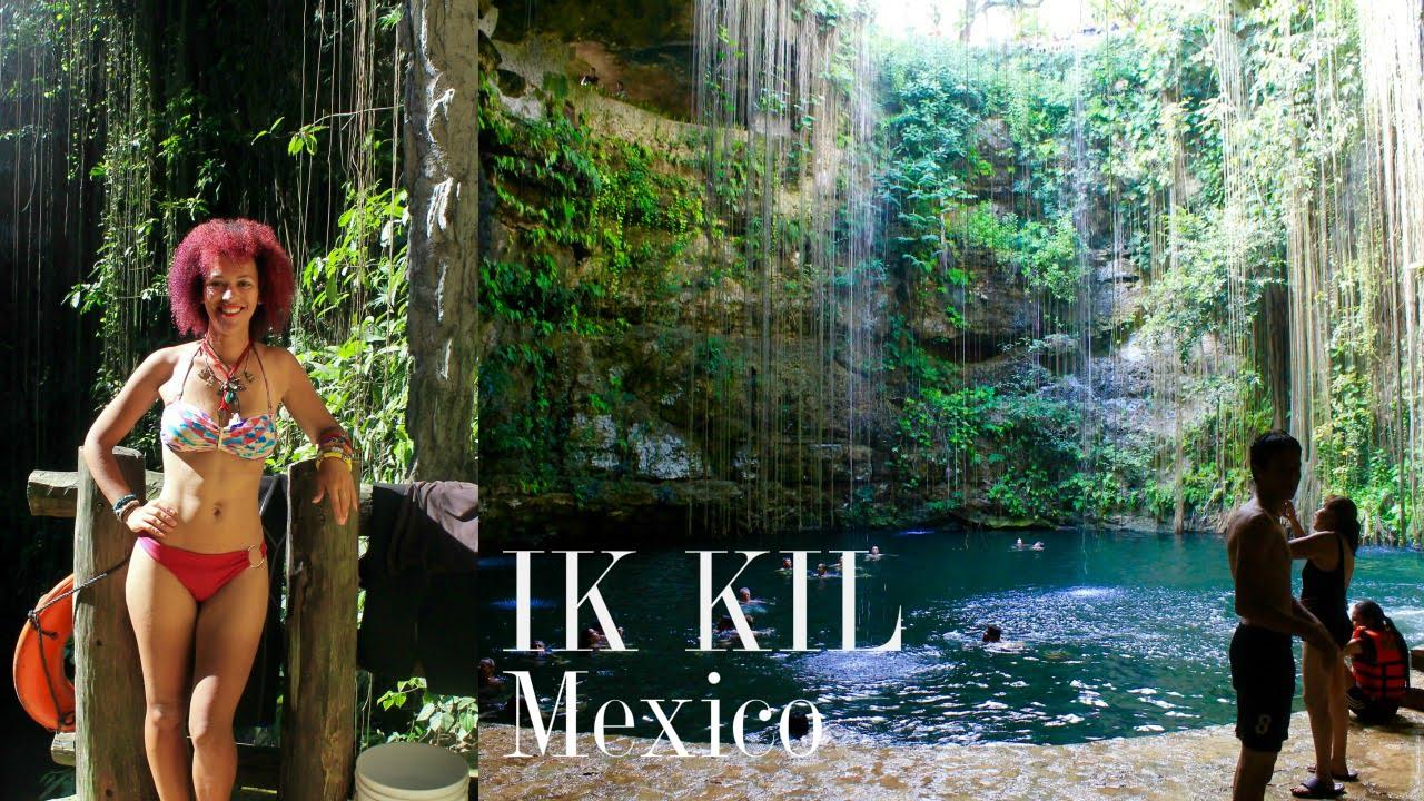 Tried Amp Tested Cenote Ik Kil Mexico Diy Travel