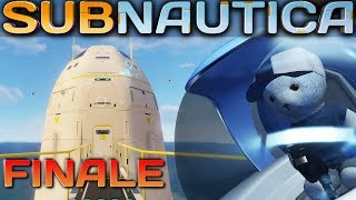 Subnautica SPECIAL #87 NEPTUNE FINALE Subnautica Deutsch German Gameplay