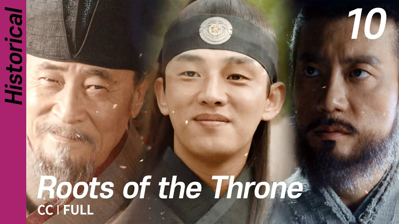 Download [CC/FULL] Roots of the Throne EP10 | 육룡이나르샤