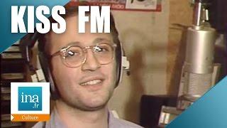 Kiss FM, radio coupée sur Paris - Archive vidéo INA