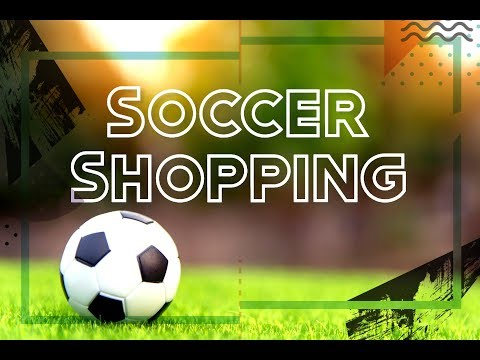 Last Minute Soccer Equipment And Gear Shopping At Academy Sports