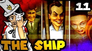 A THREAT TO FREEDOM! (The Ship: Murder Party w/ Friends - Part 11)