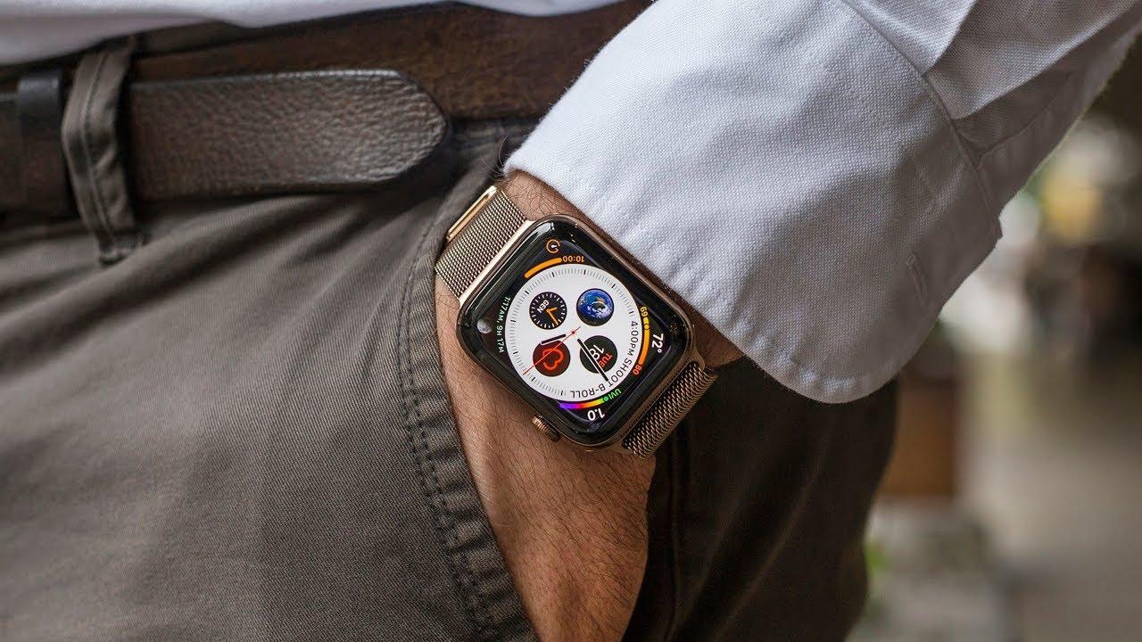 A Week On The Wrist Apple Watch Series 4 Youtube
