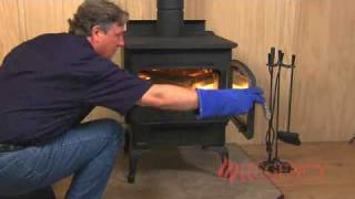 How To Light & Maintain A Wood Stove Fire