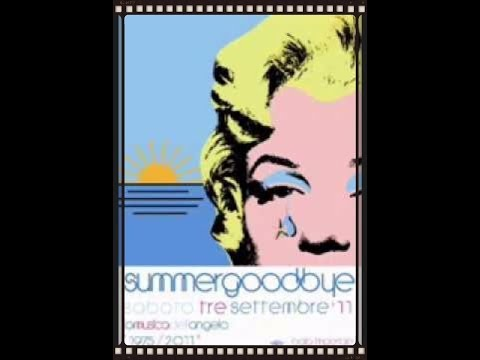 Summer Goodbye 2011 Dj Rubens & Mozart - Special Guest, Donna McGhee