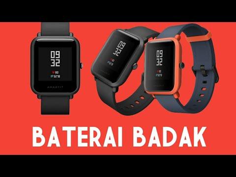 Hampir ga nemu kekurangan - Xiaomi amazfit bip Indonesia