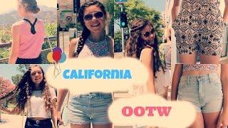 California OOTW! || Summer 2014♡ Thumbnail