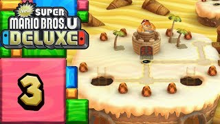 New Super Mario Bros. U Deluxe ITA [Parte 3 - Deserto delle torte]