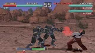 Tekken 3: Tekken Force Lei Wulong gameplay on medium thumbnail