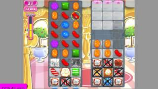 Candy Crush Saga level 1014 No Boosters