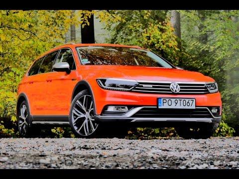 VW Passat Alltrack 2.0 TDI 240 KM