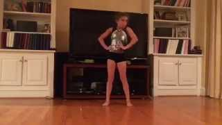 Hit The Quan - monicutiedance (This little girl is killin it)