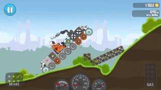 Completing earth Rovercraft racing