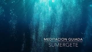 SUMERGETE: Meditacion Guiada de 15 Minutos | A.G.A.P.E. Wellness