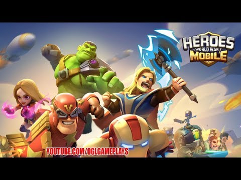 Heroes Mobile: World War Z Android Gameplay