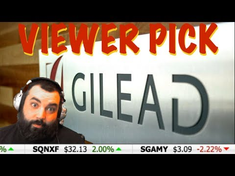 VIEWER STOCK PICK - GILEAD SCIENCE - SYMBOL: $GILD ~Investor XP~