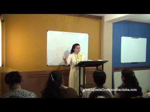 Nicole Muñoz  Entendiendo El Puesto de Esposa de Pastor