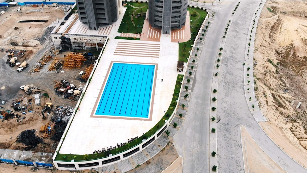 EKO ATLANTIC Lagos Nigeria. Whats Inside??
