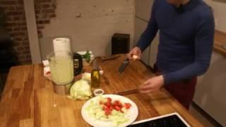 Как приготовить лучший салат Цезарь