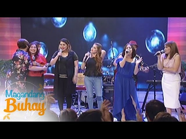 Magandang Buhay: The momshies show-off with Aegis