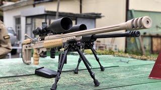 Снайперская винтовка ORSIS T-5000. Новейшее оружие России.