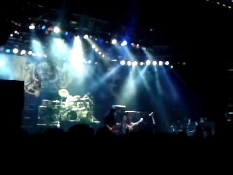 Mot�head live in Bern 2012
