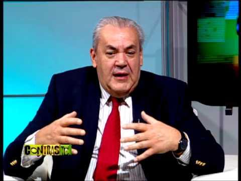 Contrastes del 6/12/13, con Diego Rojas