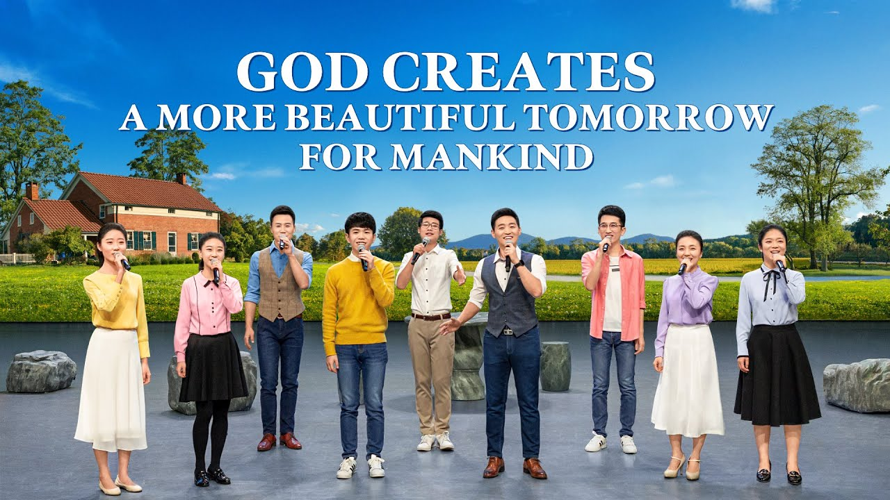 """Praise Song   """"God Creates a More Beautiful Tomorrow for Mankind"""" (A Cappella)"""