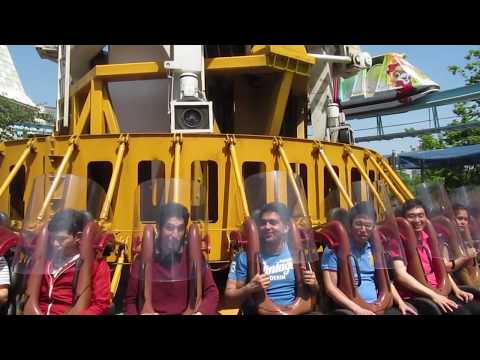 Jeff Haber - Would You Go On This Insane Roller Coaster Ride???