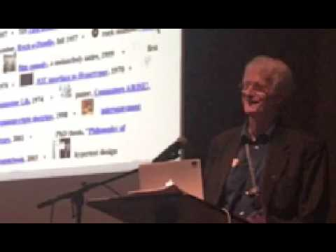 Ted's Presentation at his 80th Birthday Party, Internet Archive
