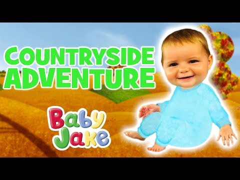 Baby Jake - Countryside Adventure | Full Episodes | Cartoons for Kids
