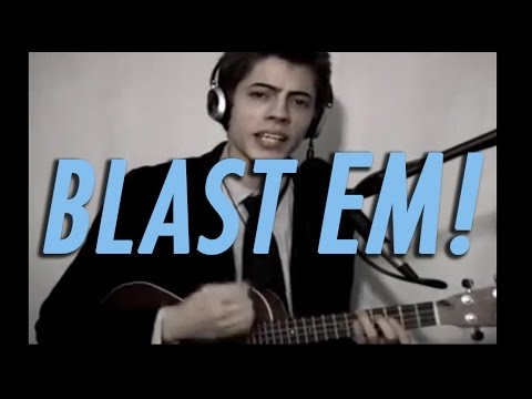 BLAST EM! Ukulele Rap  Rusty Cage