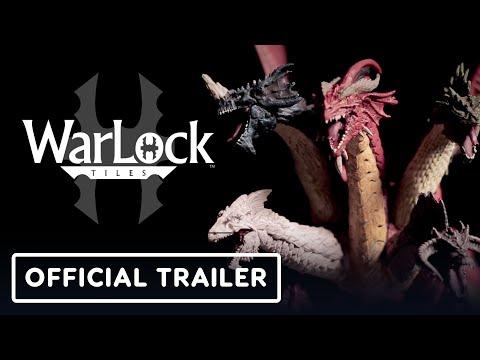 WizKids' WarLock Tiles - Official Trailer