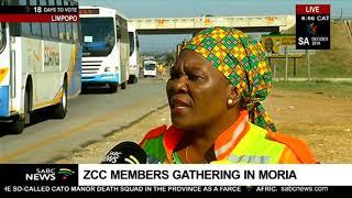 ZCC members gathering in Moria