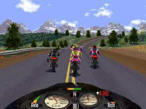 Road Rash - PC Full Version Game Free Download