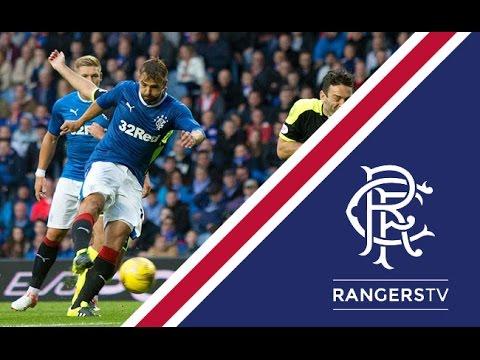 REACTION | Niko Kranjcar | Rangers 3-0 Stranraer