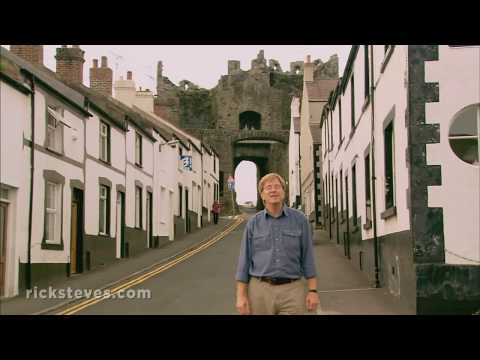 Conwy, Wales: Charming Garrison Town