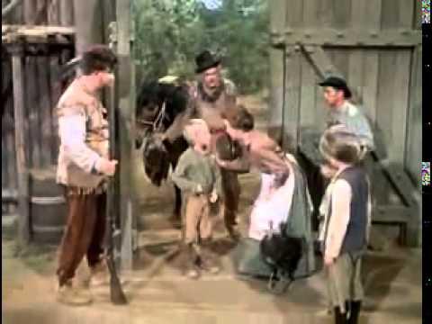 Daniel Boone Season 2 Episode 10 The Thanksgiving Story Part 1
