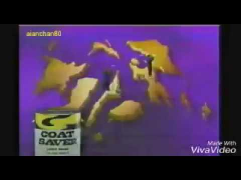 1997 Coat Saver TVC