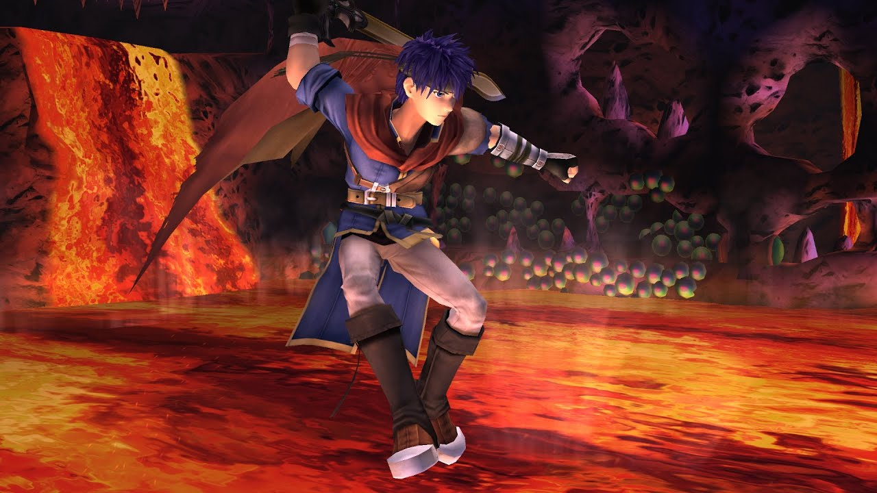 smash bros brawl hd 6 quot ike gameplay quot and quot clons