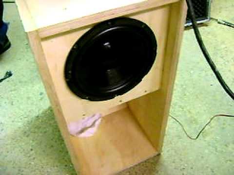 "ORIGINAL HOG SCOOP 18"" Bass Bin 800-1800w Rms - £589.00 ... |Scoop Bass Bins"