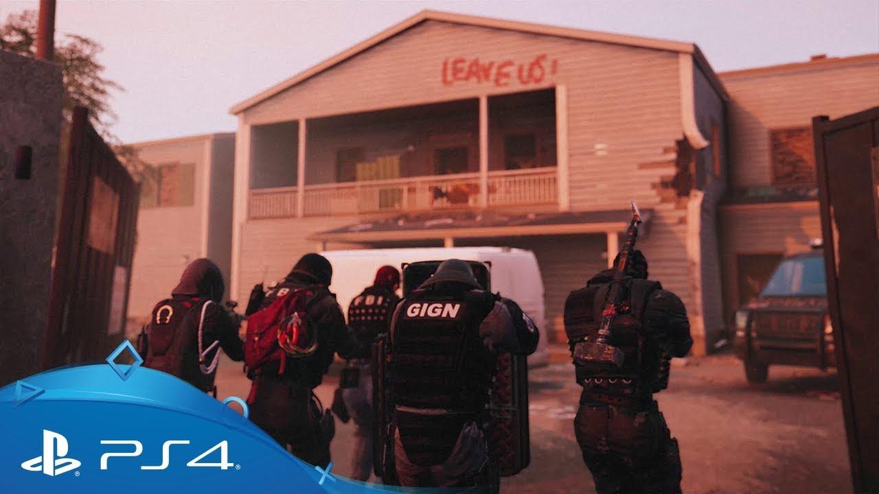 Tom Clancy's Rainbow Six Siege | Free Weekend Trailer| PS4