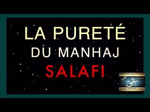 (POÈME)LA PURETÉ DU MANHAJ SALAFI